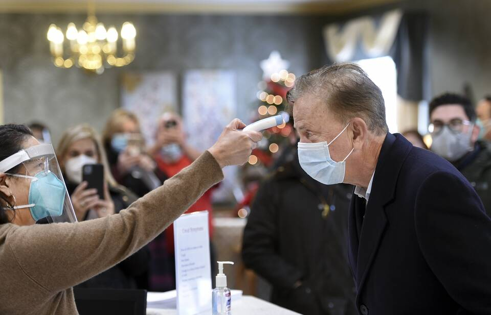 State to offer nursing home staff another chance to get vaccinated as deaths continue to decline in state's long-term care facilities
