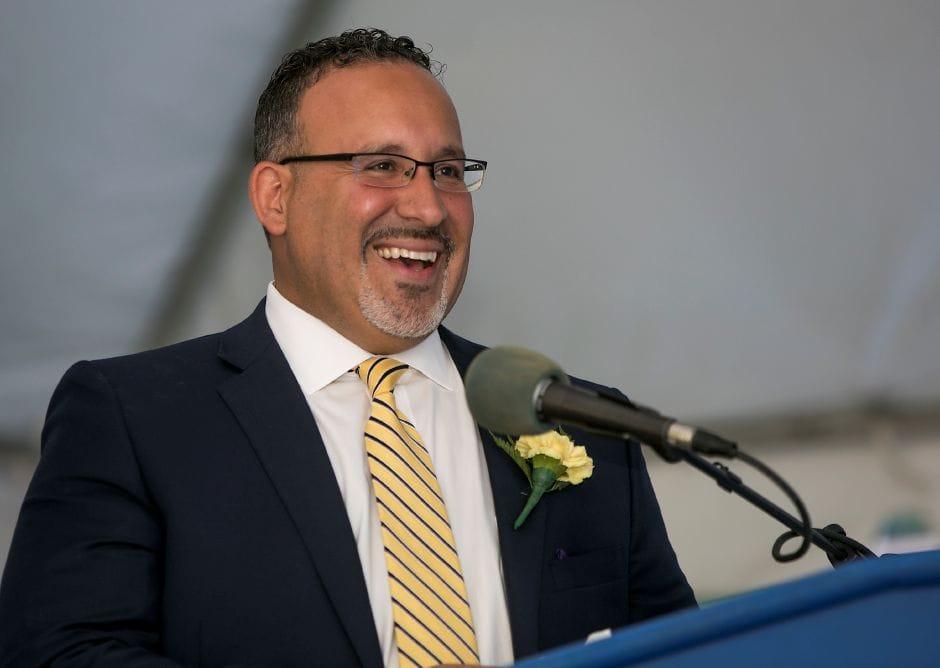 Senate confirms Miguel Cardona as U.S. Secretary of Education