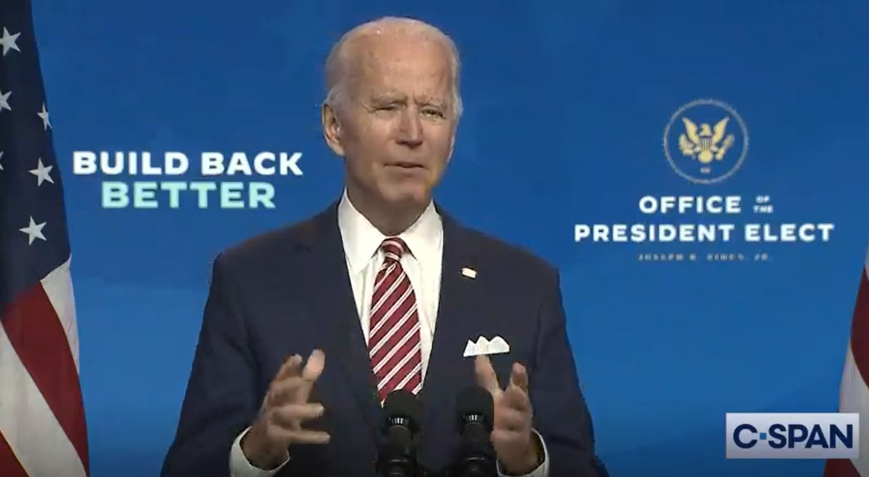 Biden's first order of business may be to undo Trump's policies, but it won't be easy