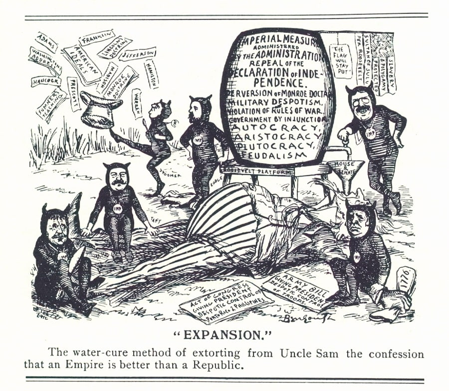 Mark Twain and the stain of U.S. torture