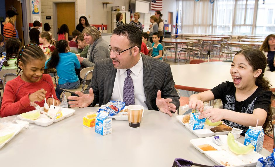 Miguel Cardona's ideas about education were forged in Meriden, CT. Now he will bring them to Washington, D.C.