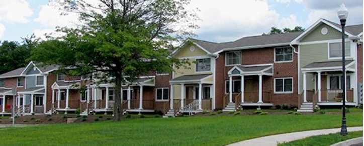 Build public housing in the suburbs to improve population health