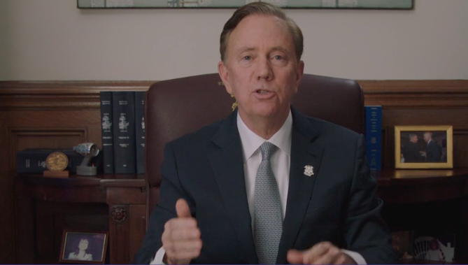 Text of Gov. Ned Lamont's 2021 budget address
