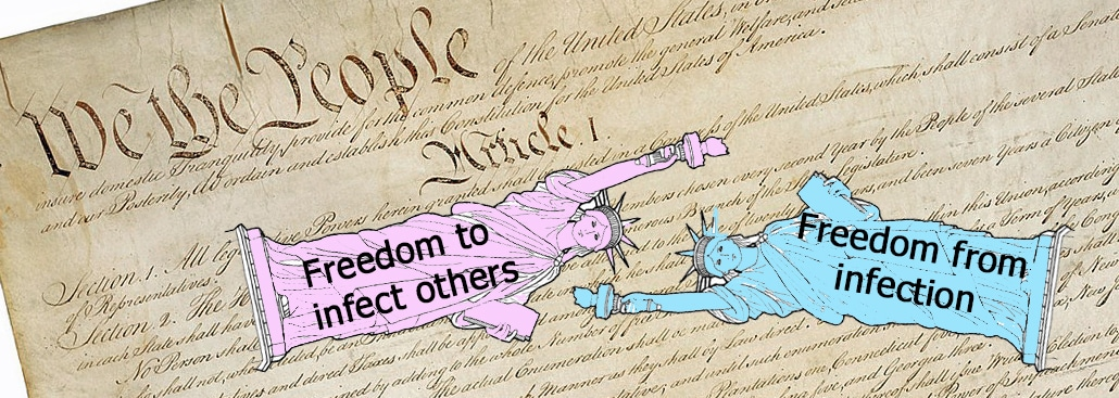 Religious freedom is less than righteousness