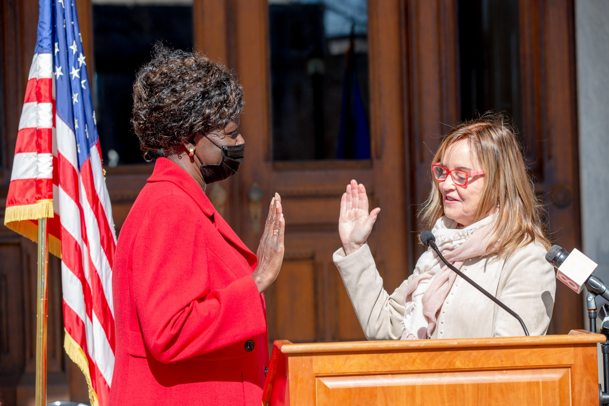Patricia Billie Miller breaks ground taking Senate seat