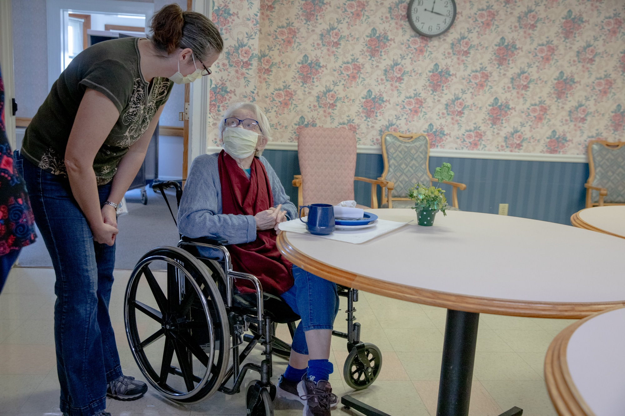 'The clouds are starting to open:' Residents and staff remember hardship, contemplate future one year after COVID hit Connecticut's nursing homes