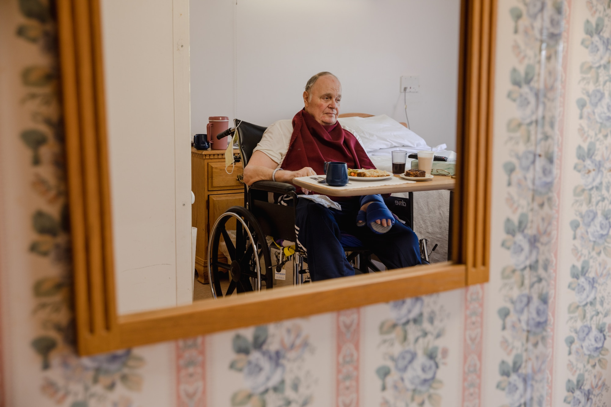 Proposal requiring higher staffing levels in nursing homes clears Senate