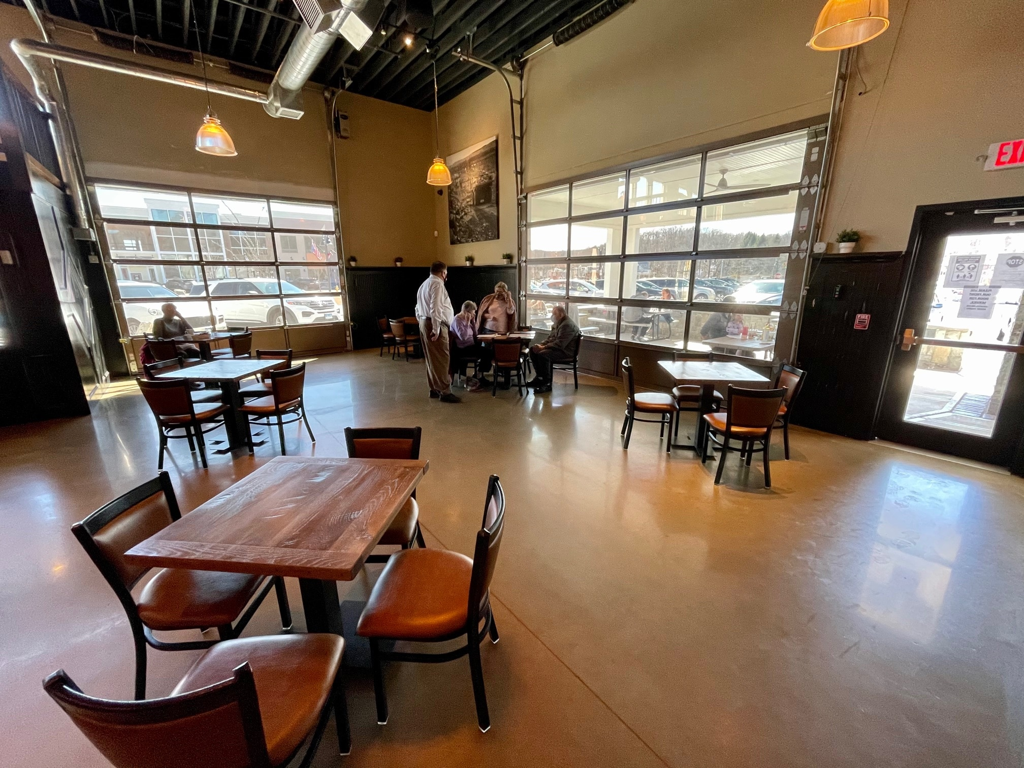 Restaurants were the hardest hit industry by COVID closures. But they had a plan.