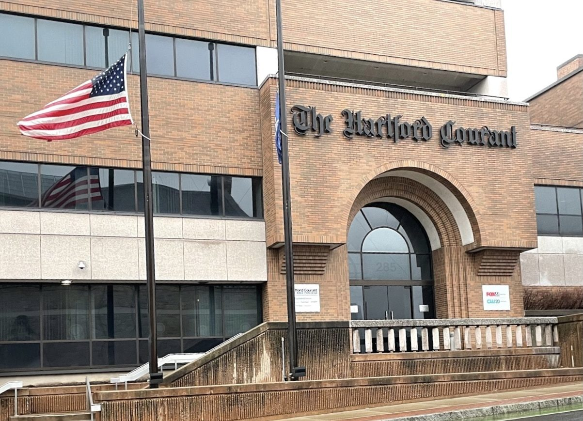 Can the state defend a newspaper against a hedge fund?