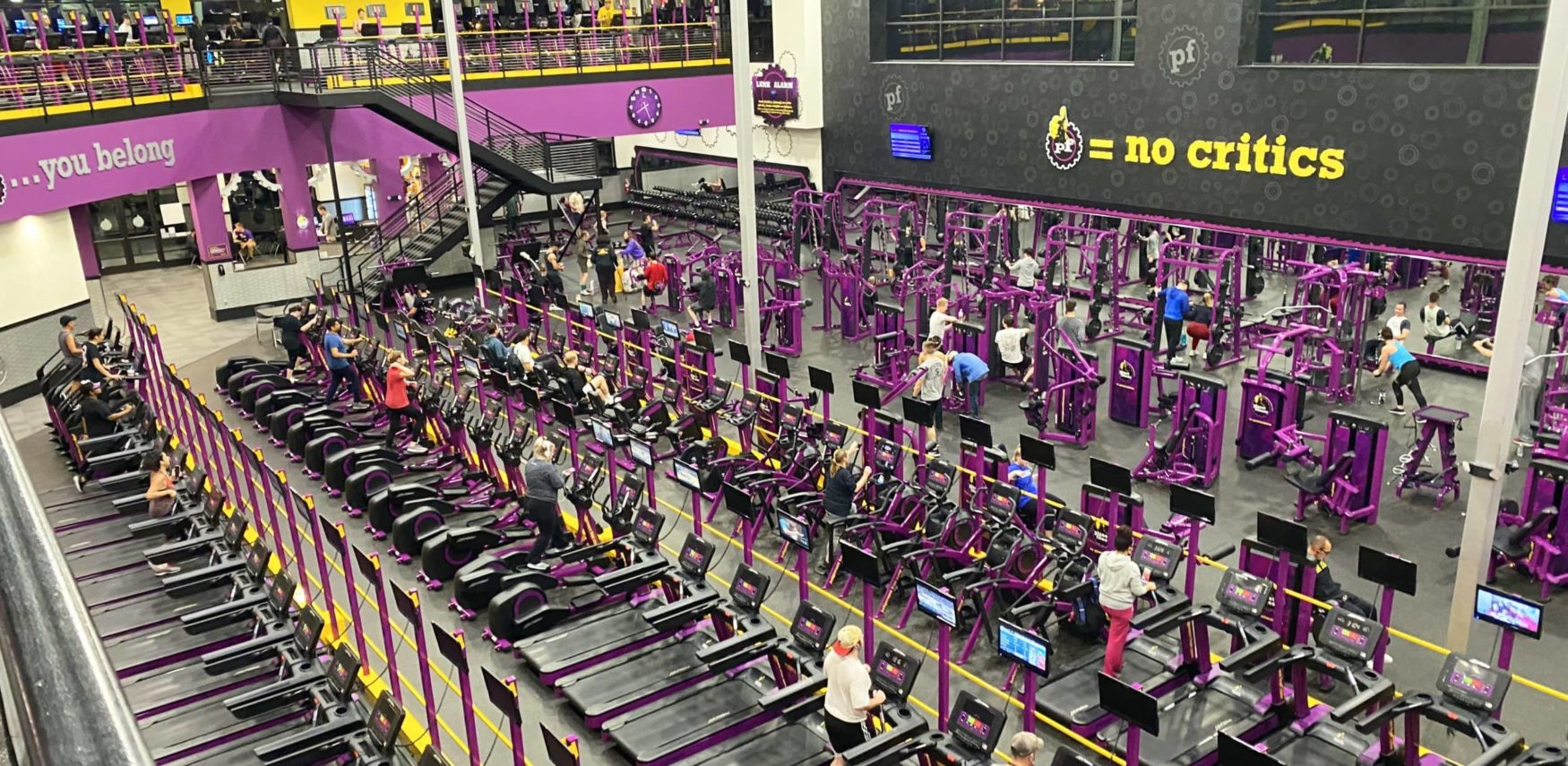 Fitness is part of Connecticut's COVID solution