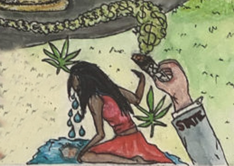 Don't sacrifice children's health for marijuana revenue