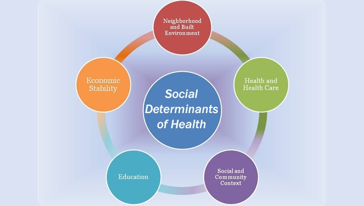 The social determinants of health:  Too long neglected as drivers of health outcomes