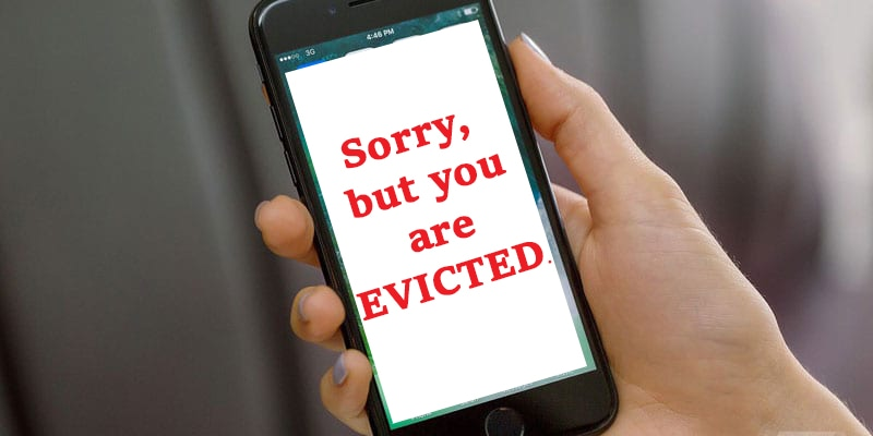 Connecticut has to stop phoning in evictions