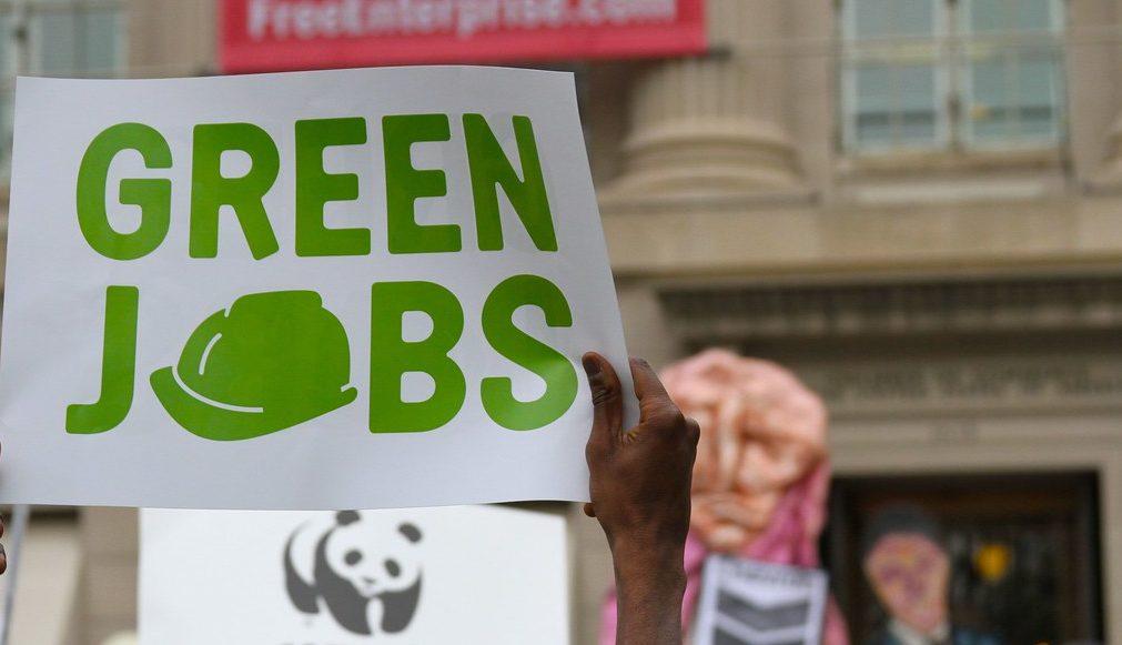 Make green jobs good jobs