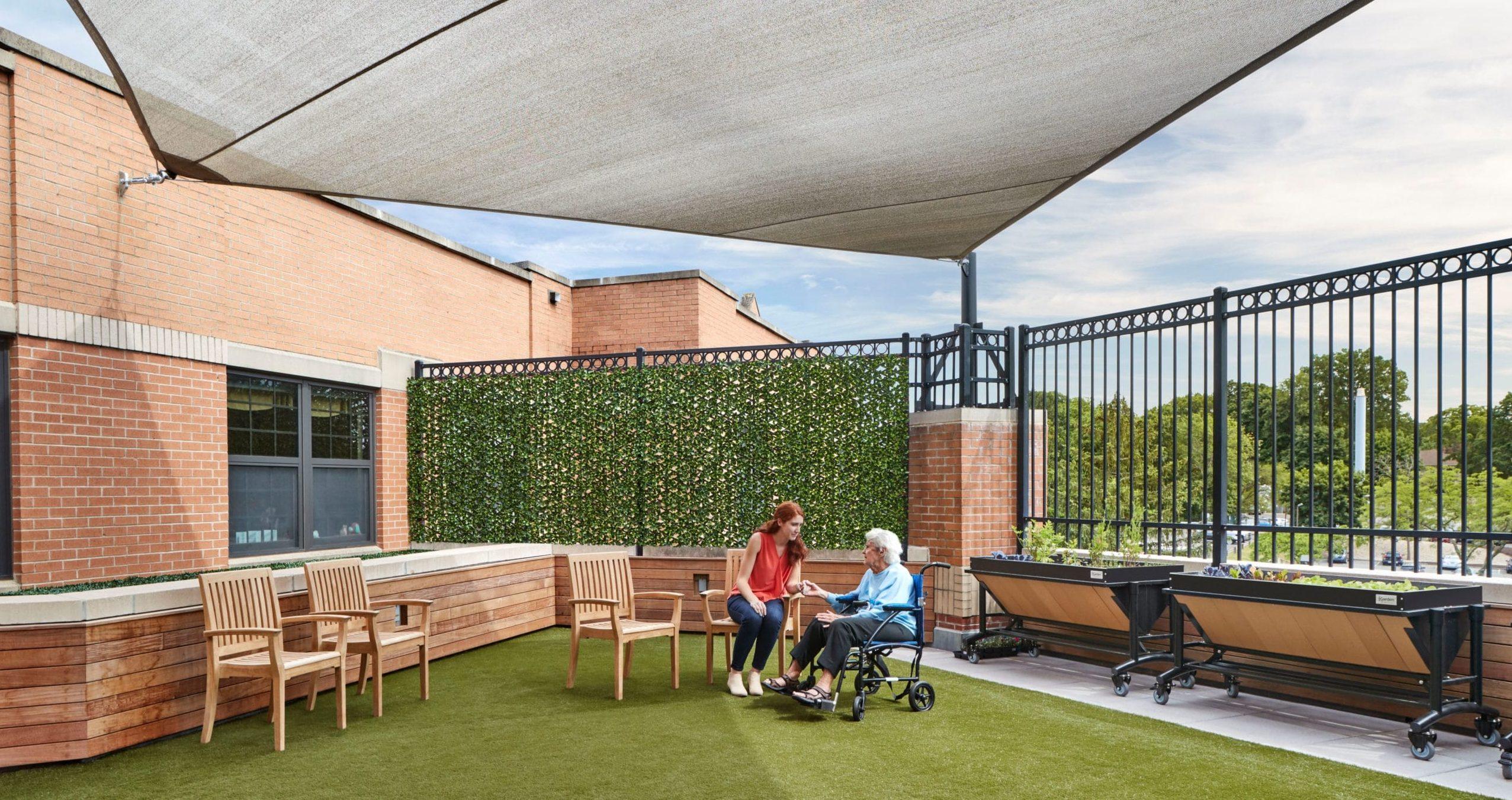 COVID-19 will push nursing home design forward