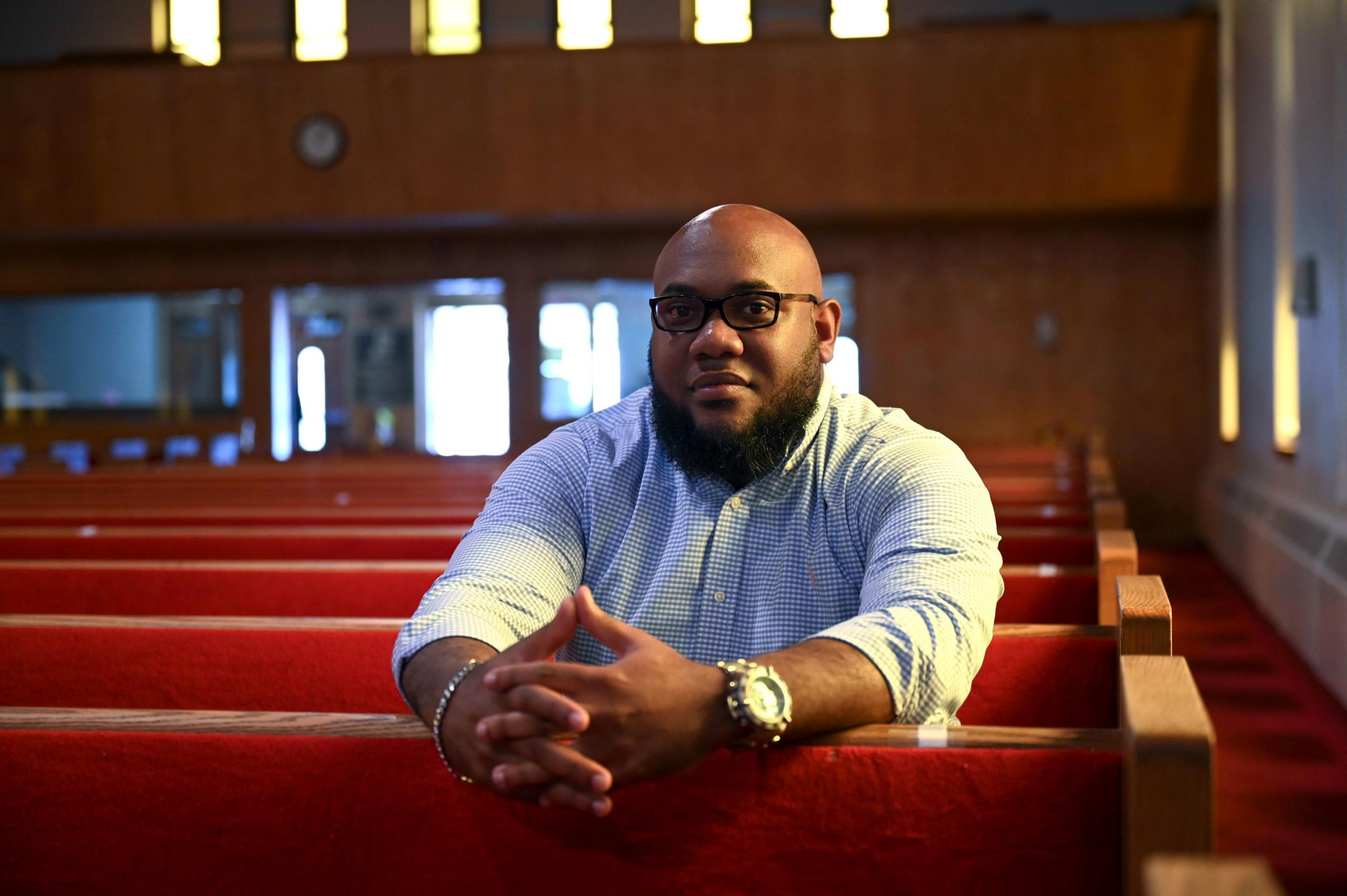 How one Waterbury pastor is making a faith-based case for getting the vaccine