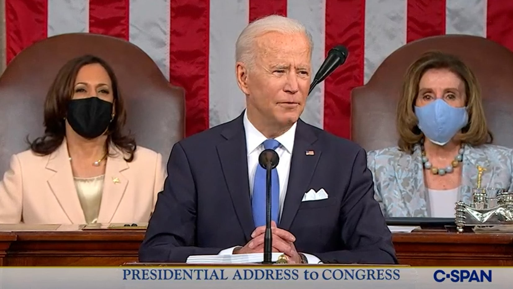 A 'dose of hope?' Fact-checking President Joe Biden's first speech to Congress