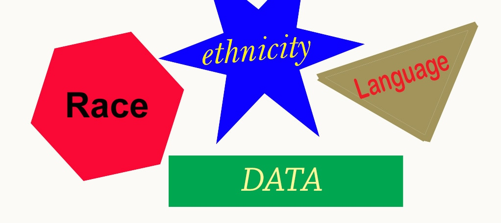 There is no equity without standardized race, ethnicity and language data
