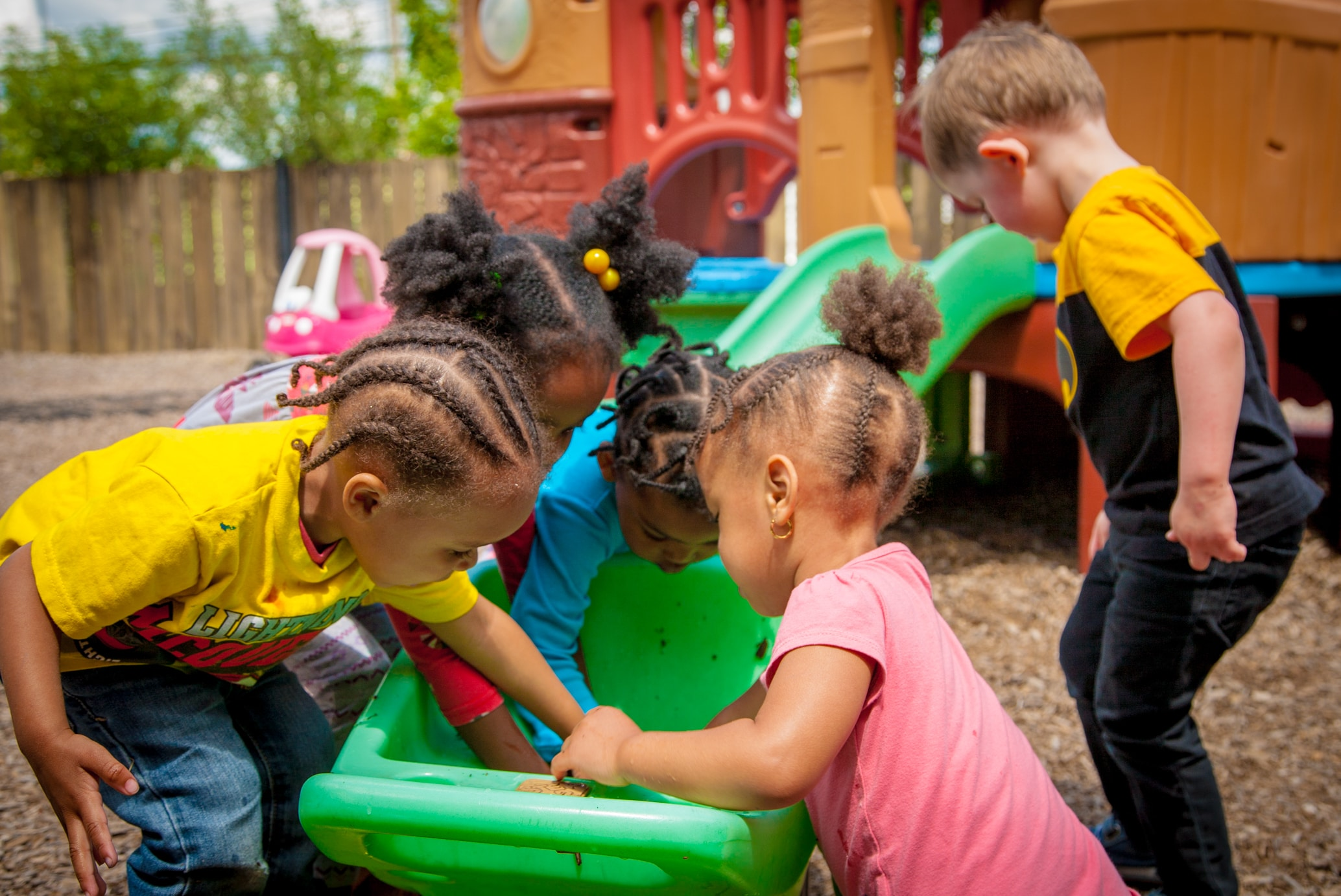 The intersection of race, class and gender in America's childcare system: The class edition