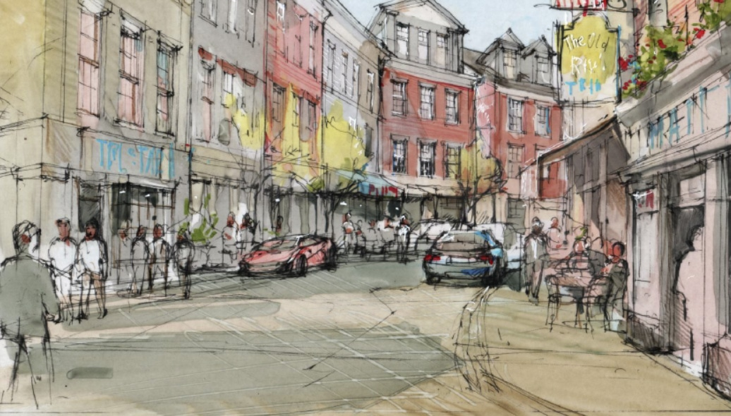 New Haven at a zoning crossroads