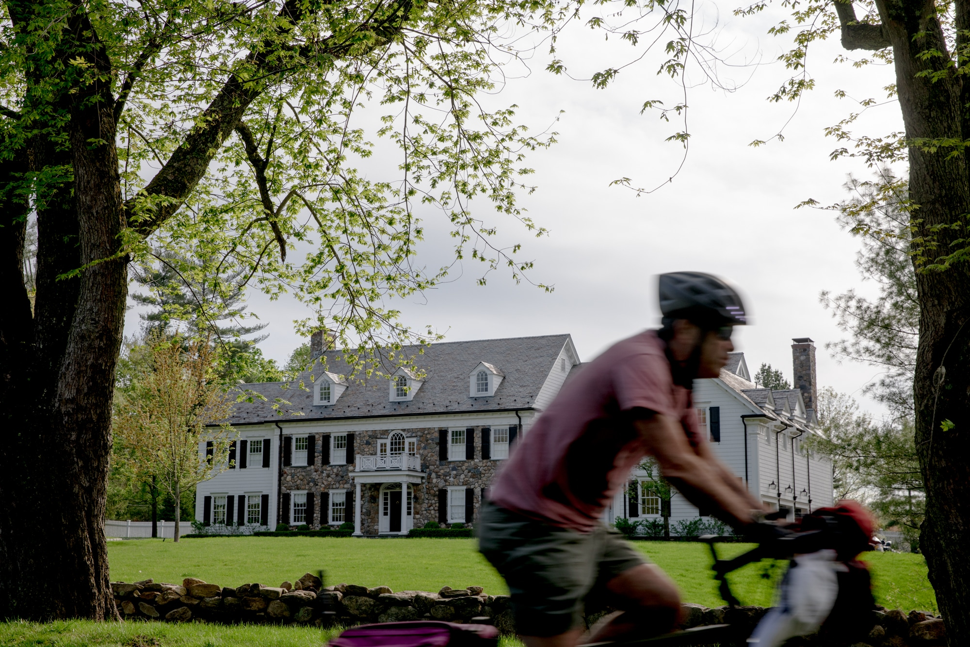 How one bike ride inspired a case that could upend CT's zoning laws