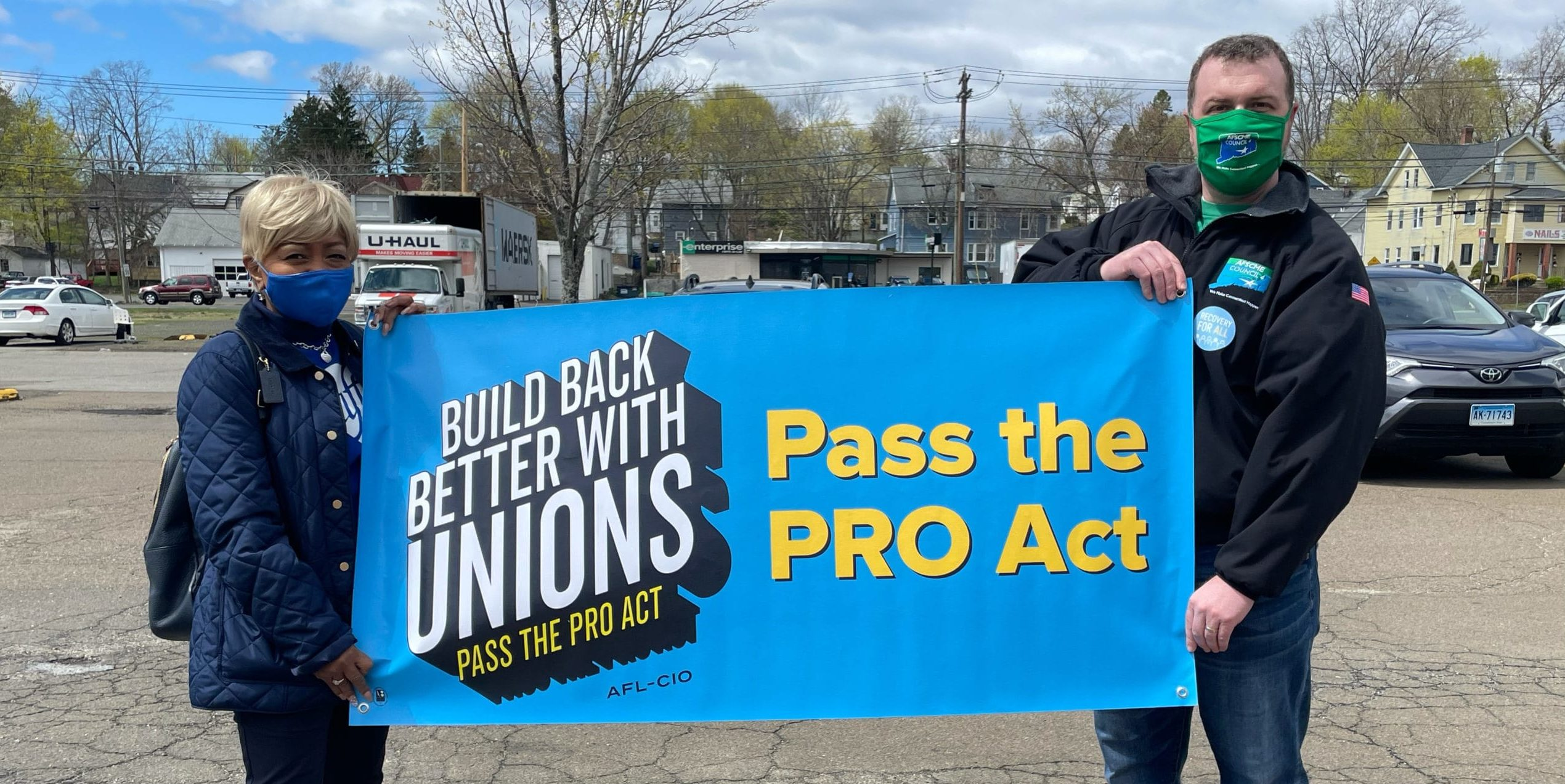 Building strength in solidarity — and support for the PRO Act