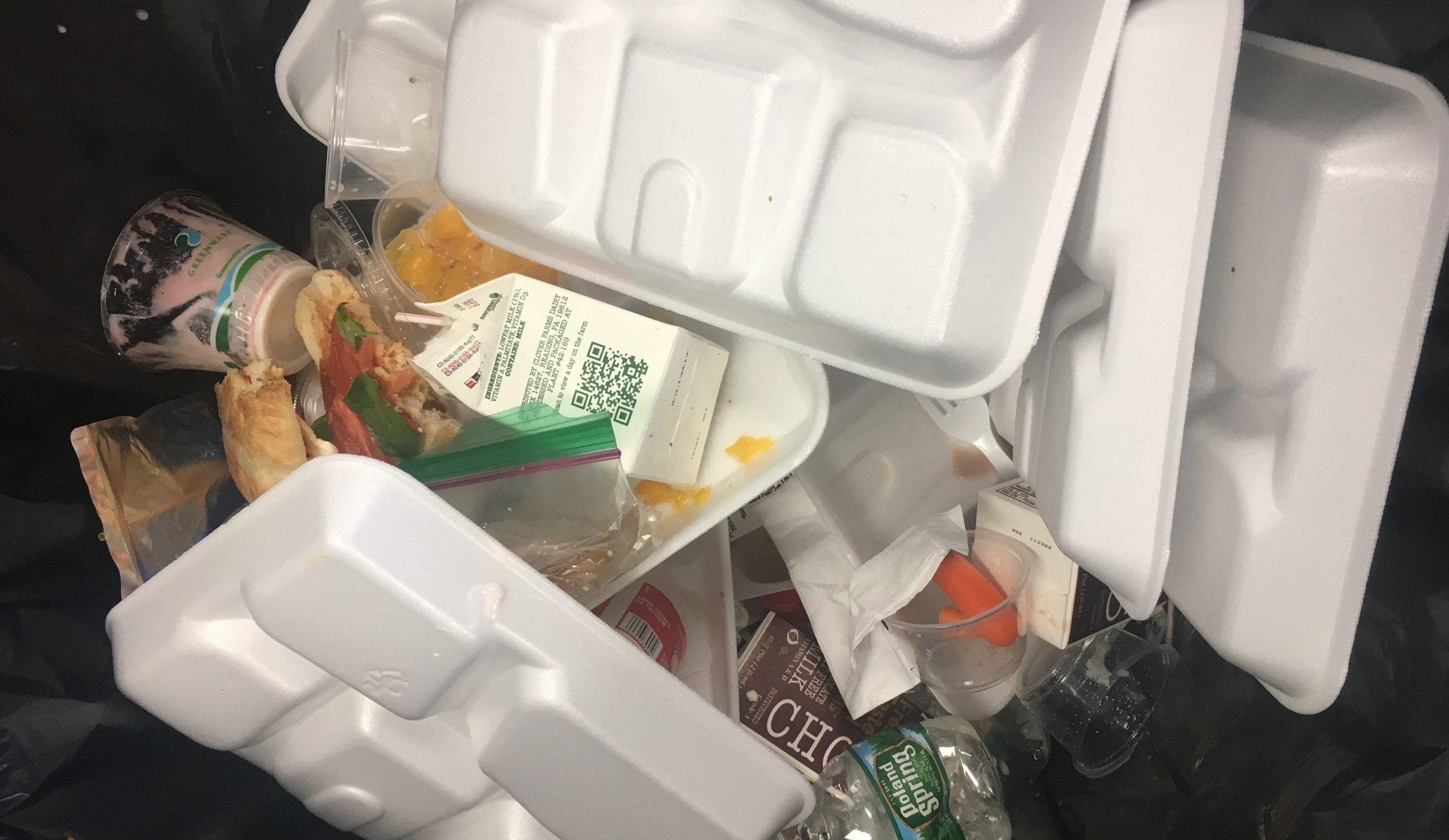 Serving up carcinogens, hormone disruptors with school lunch