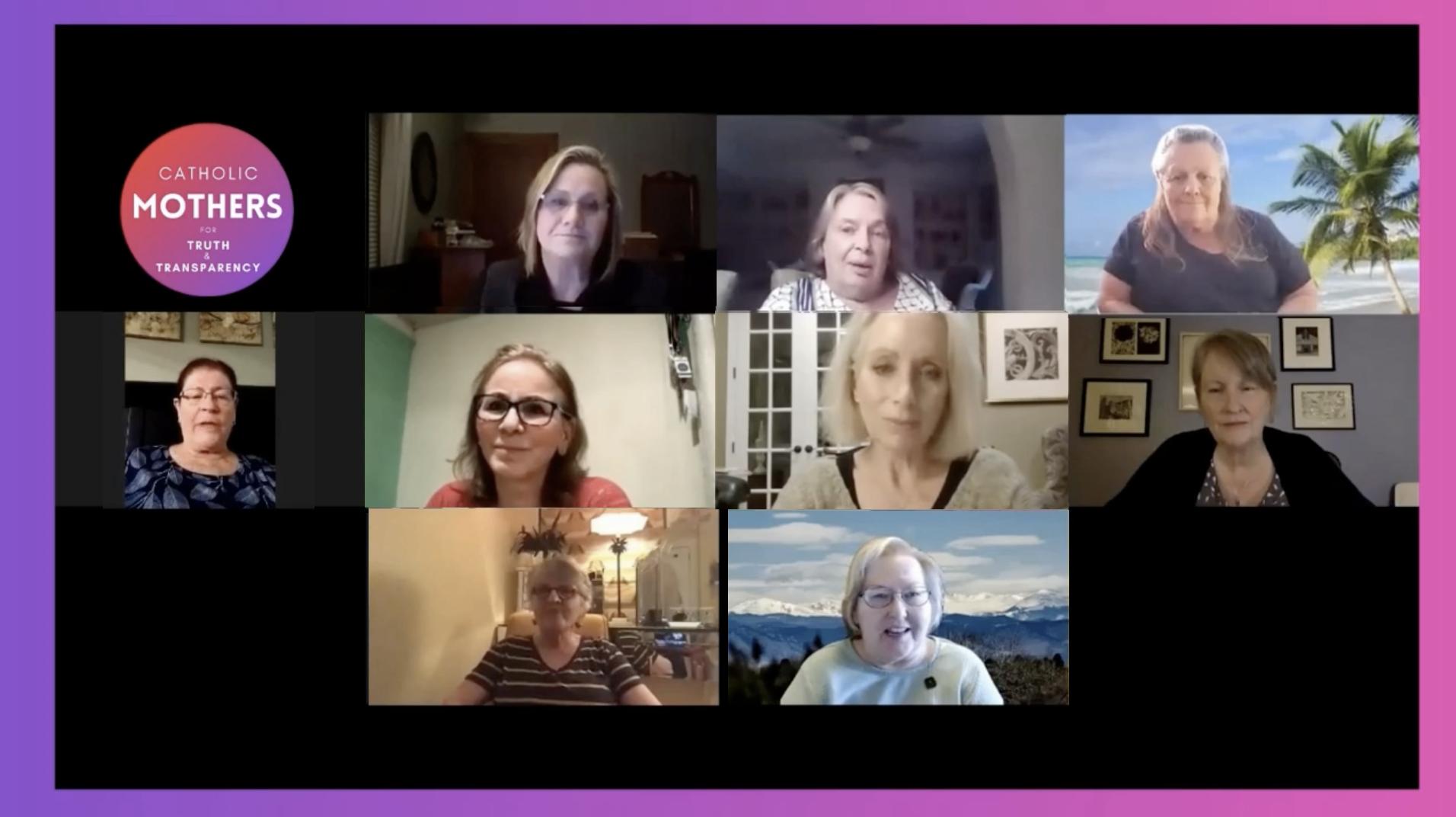 Catholic birthmothers to legislators: Help us heal