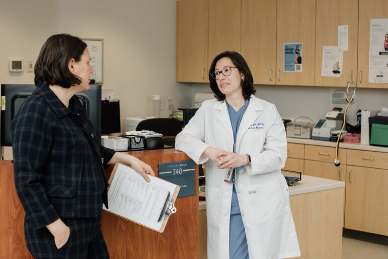 Yale study combining opioid use disorder treatment with OB-GYN care offers hope to pregnant women struggling with addiction