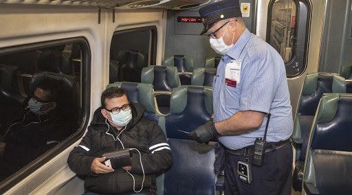 Do you feel safe riding Metro-North?