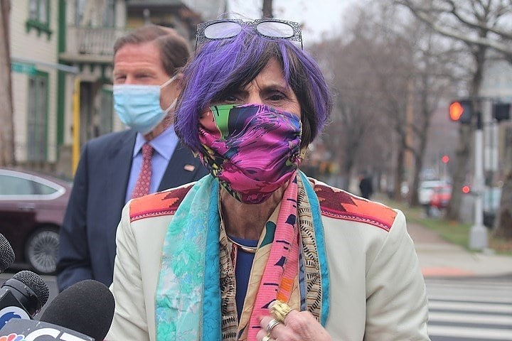 DeLauro's list: How her clout in Washington might help New Haven