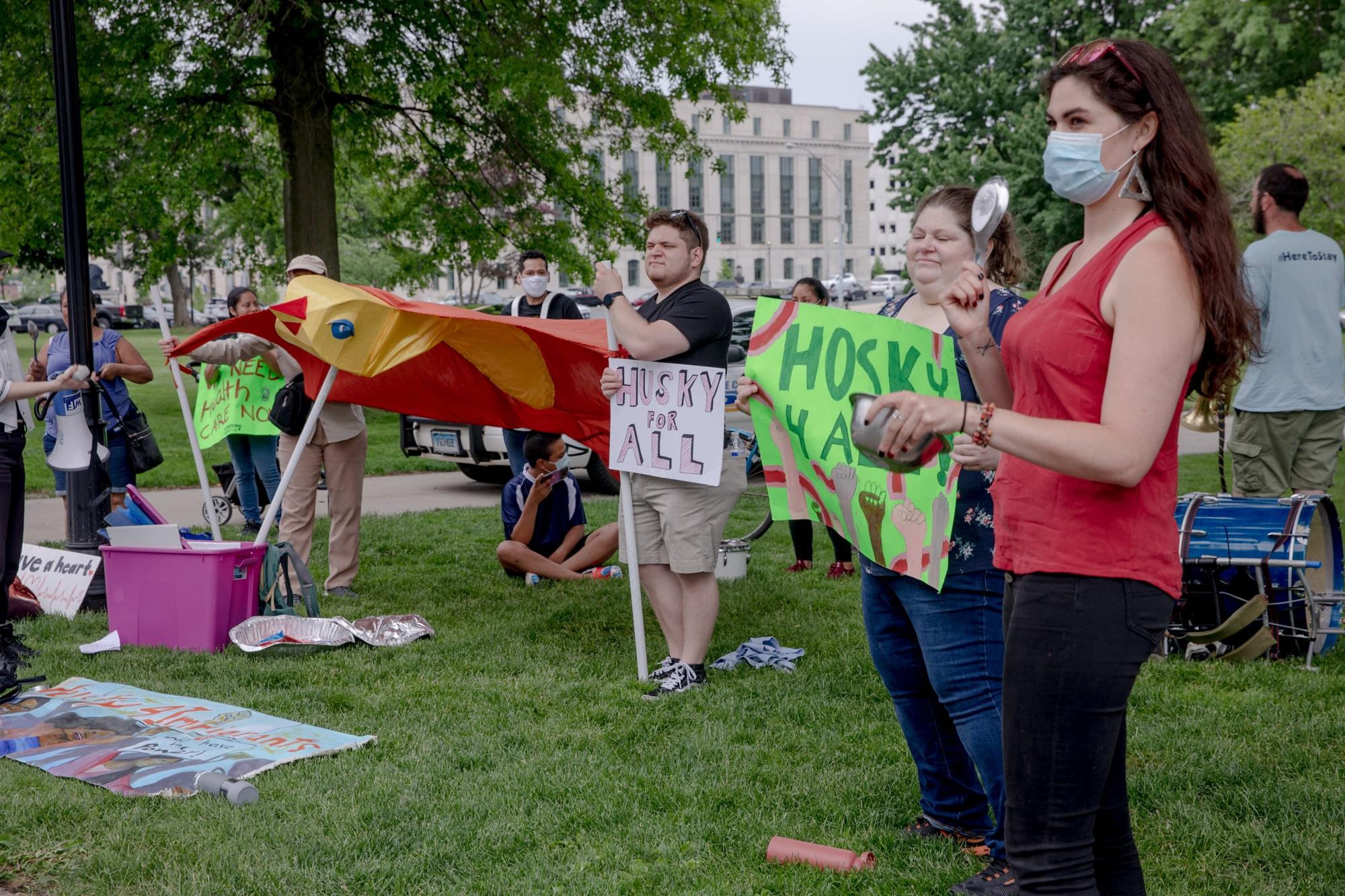 Legislators pursue HUSKY expansion for CT's undocumented children