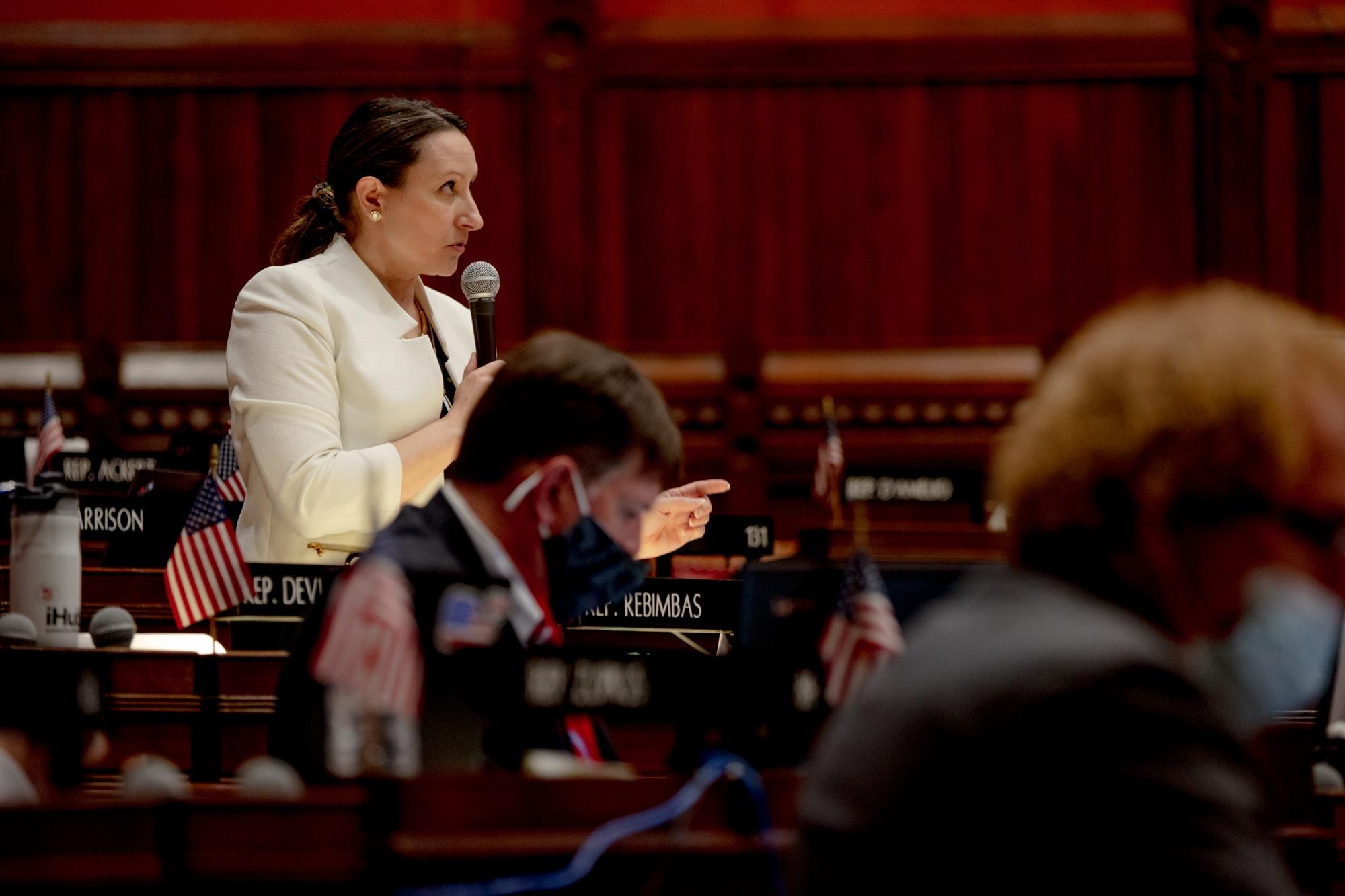 Bill addressing children's mental health heads to governor