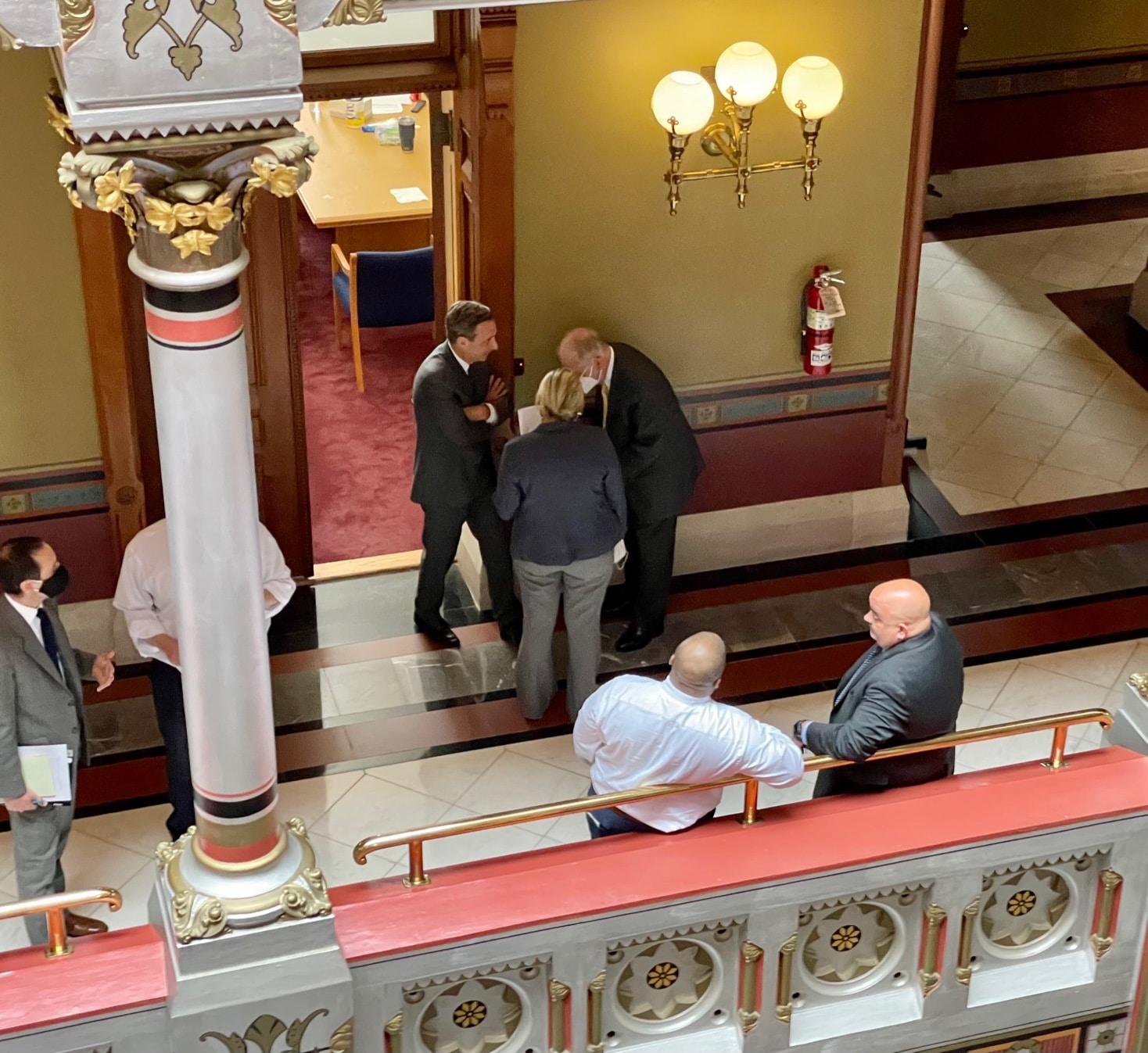 CT Senate passes marijuana bill, governor vows veto over changes