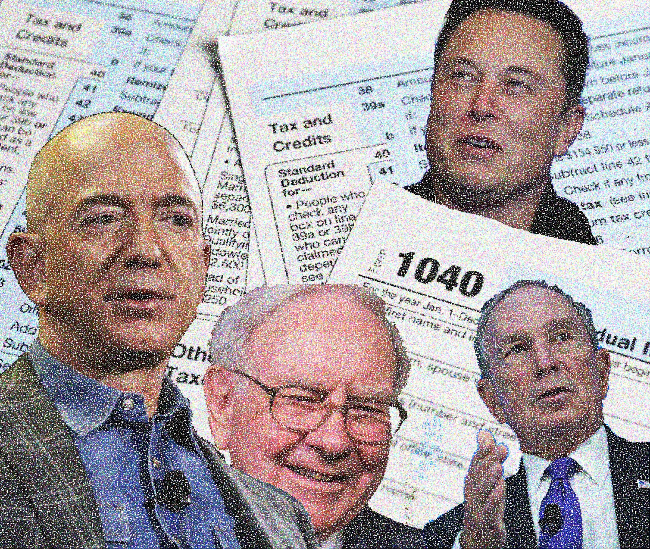 The secret IRS files: Trove of never-before-seen records reveals how the wealthiest avoid income tax