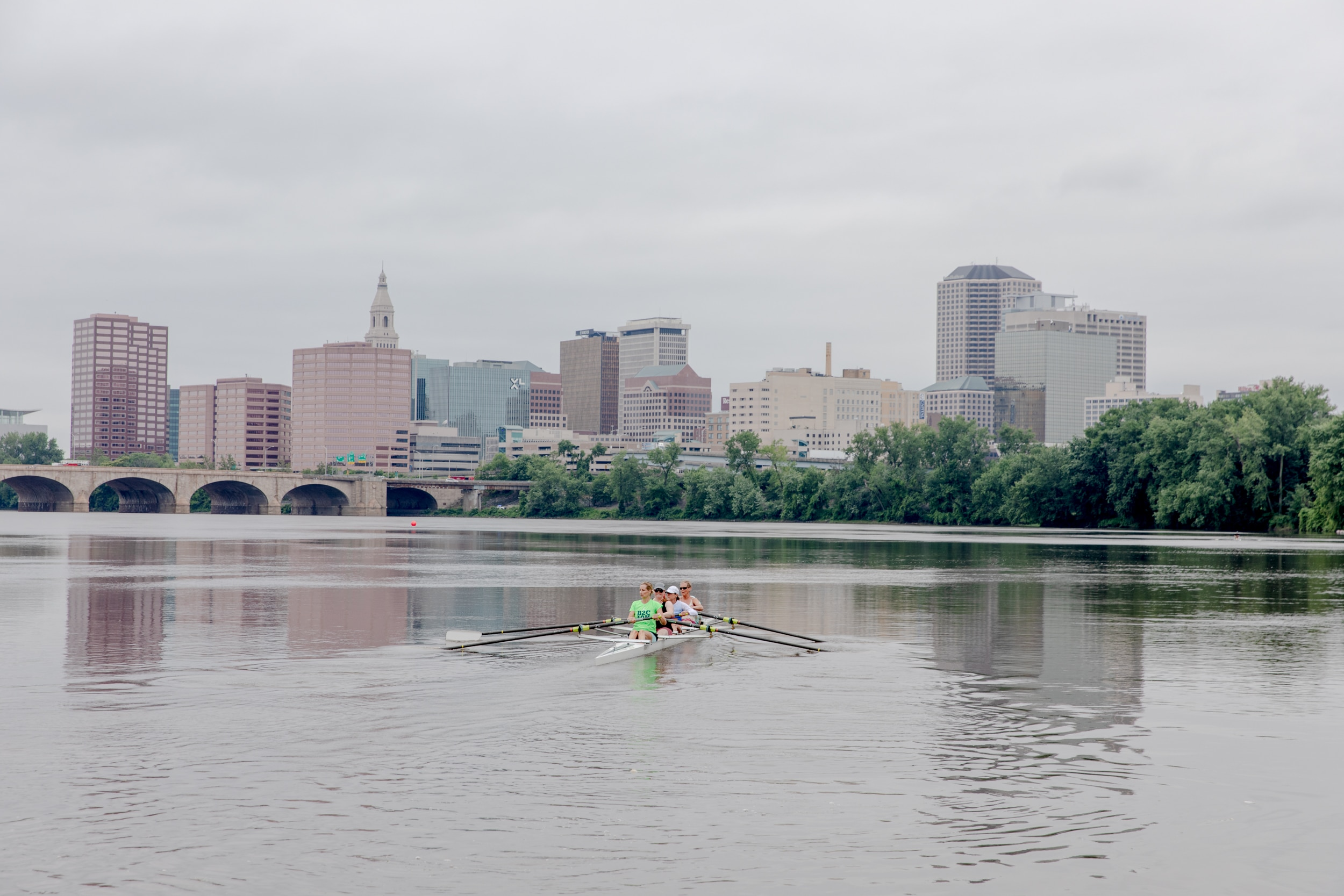 Getting back to the river: A tale of two Connecticut cities