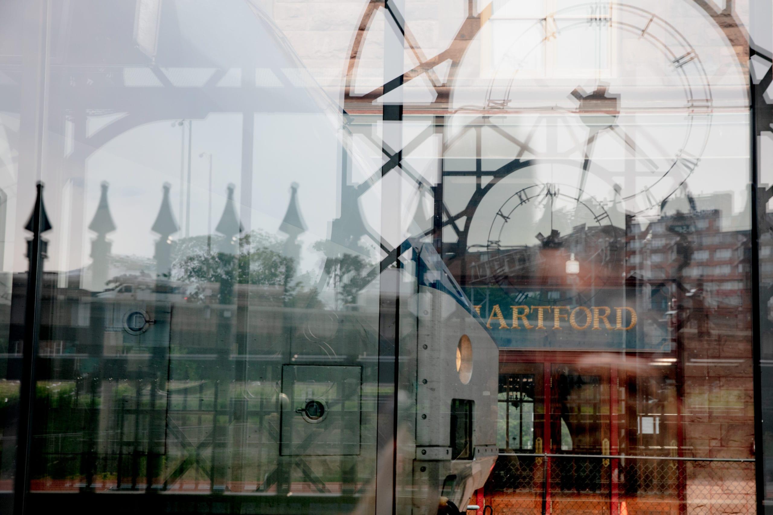 Photos: Scenes around Hartford's Union Station