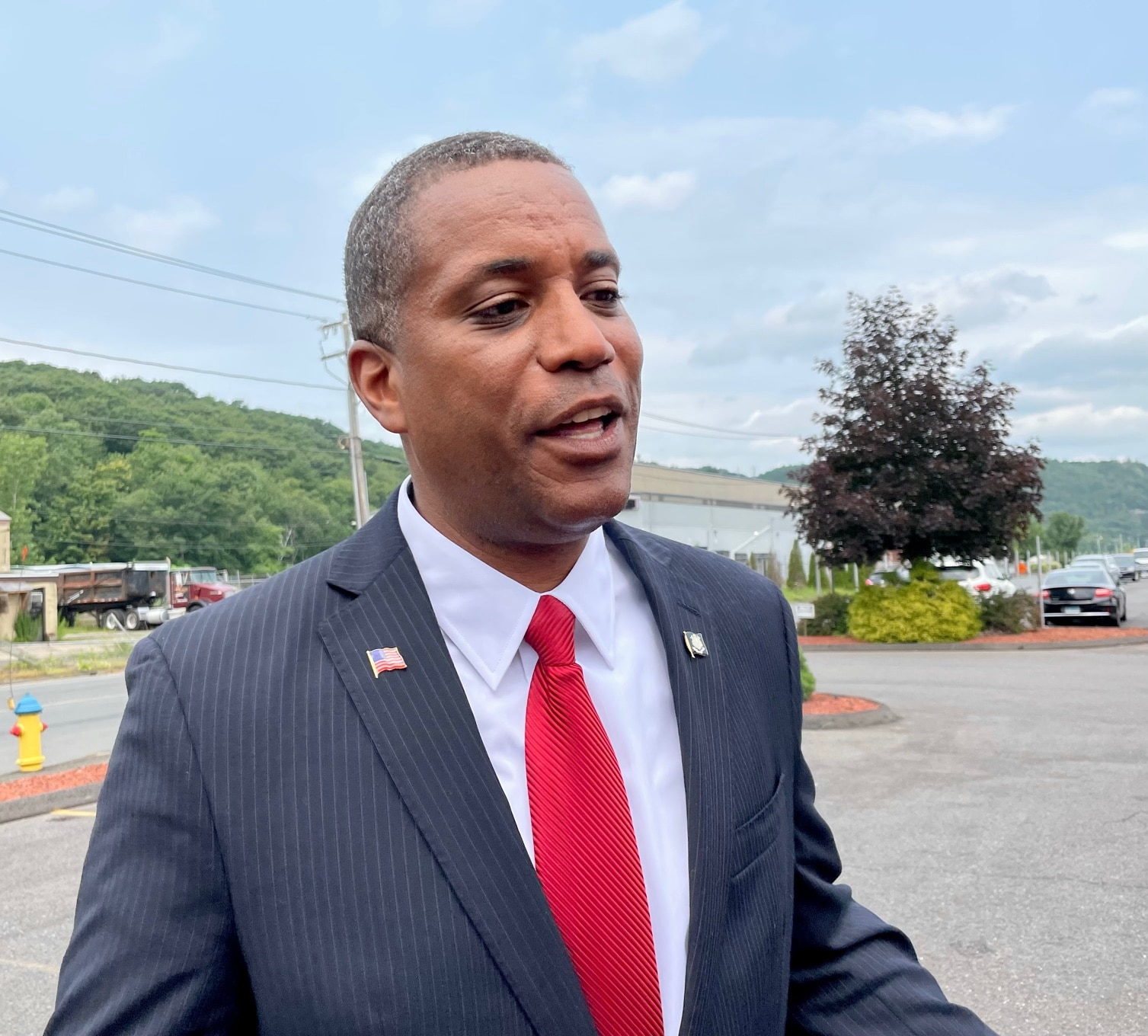 GOP hopes for long-awaited congressional contender in George Logan