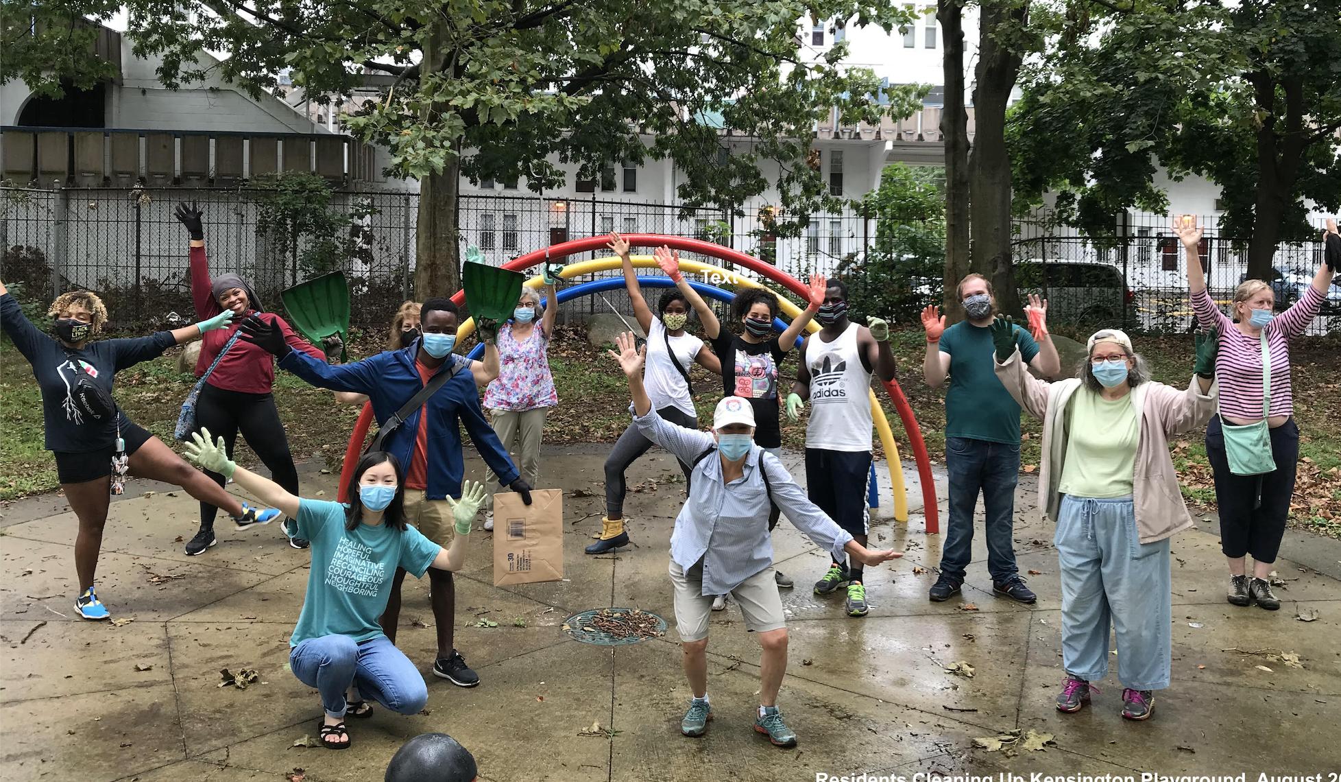 Kensington Playground – Dwight's irreplaceable greenspace