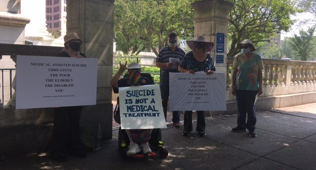 Progressives offer another point of view on medical assisted suicide