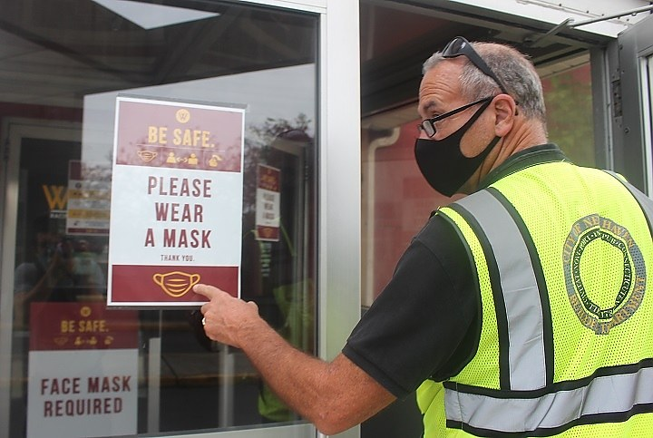 After 30 warnings, New Haven readies $100 fines for mask defiance