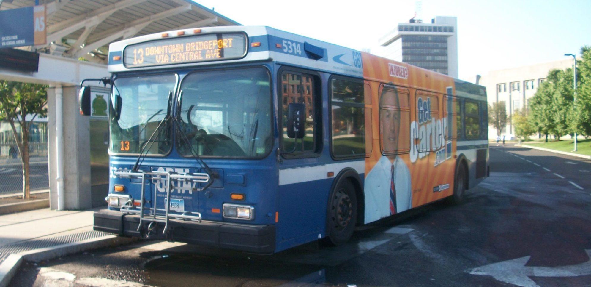 Bus ridership crawls back