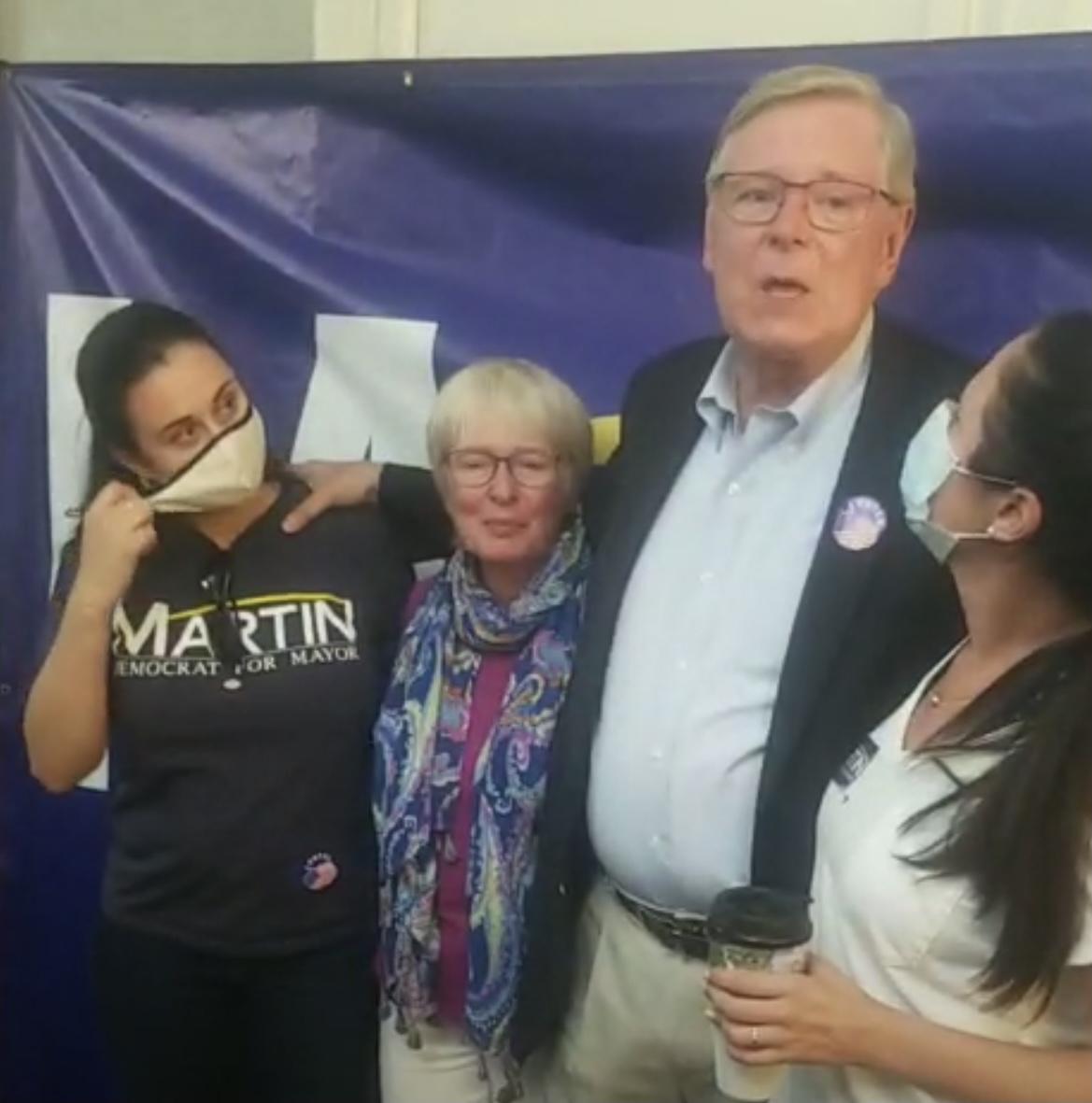Mayors in Stamford and Hamden lose Democratic primaries