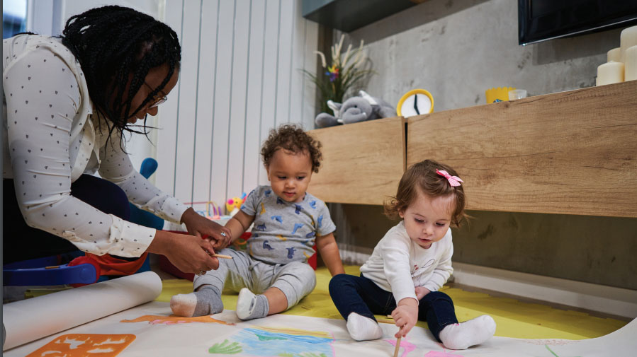 Better child care would improve Connecticut's economy
