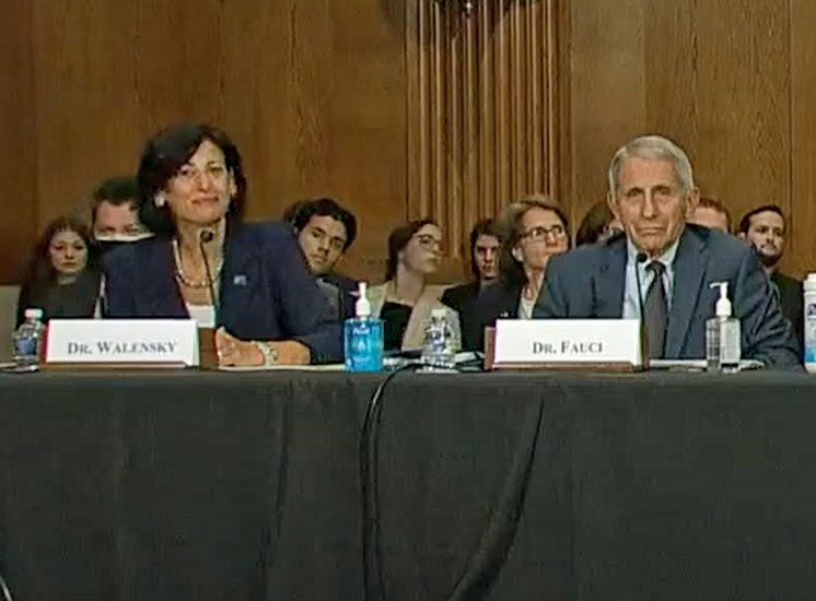 How Fauci and the NIH got ahead of the FDA and CDC in backing boosters