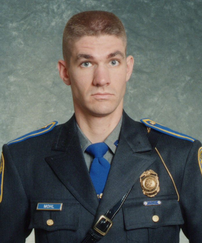 State trooper dies after his cruiser was swept into river during storm